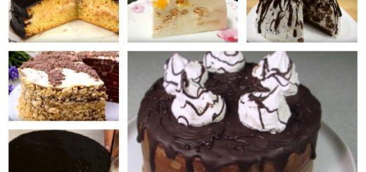 Торт на Новый 2019 год своими руками. 5 пошаговых рецепта новогоднего торта с фото.