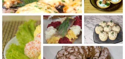Закуски на Новый 2019 год - 7 вкусных и просты закусок на праздничный стол фото
