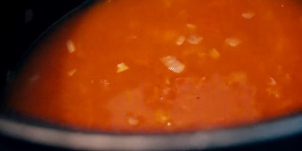 голубцы томатный соус