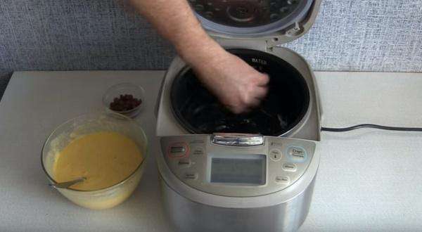 манник 2 слив масло