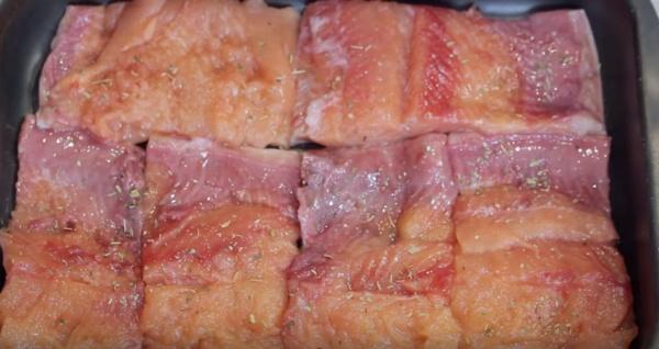 рыба форма