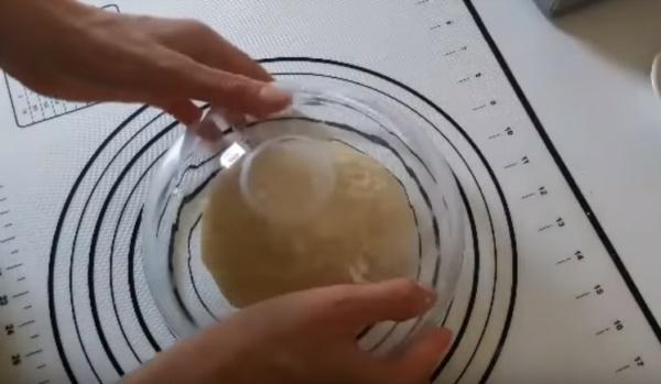 пельмени 4 тесто