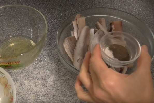 рыба в кляре 4 солим рыбу