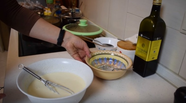 блины на молоке 2 готовое тесто