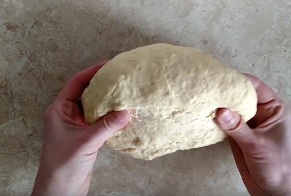 булки с маком 4 вымешали тесто