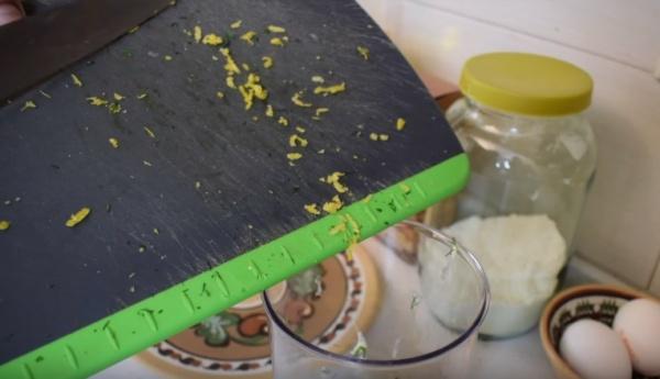 котлеты по киевски 2 цедра лимона