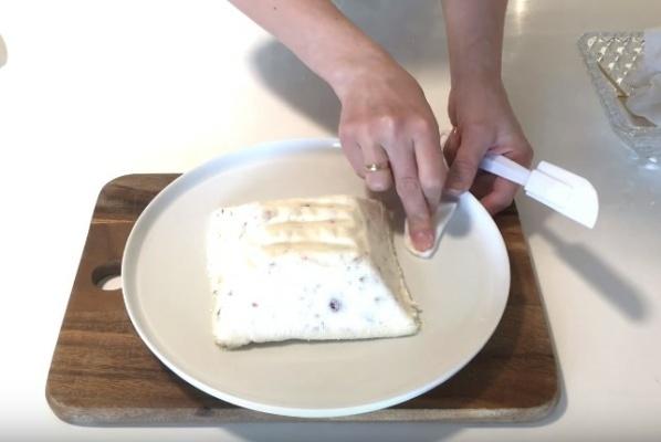 пасха 5 выкладываем на тарелку