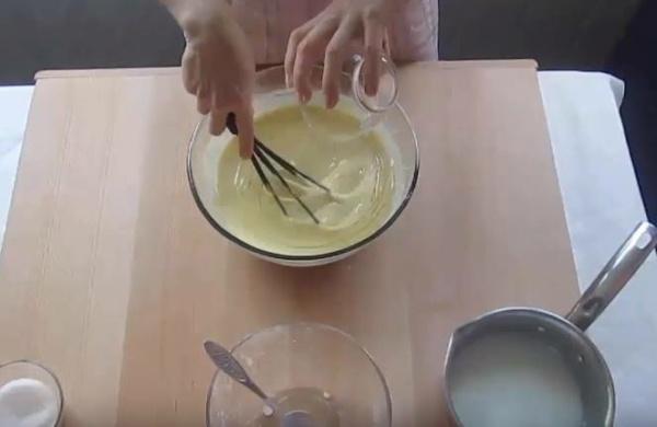 блины с творогом 7 готовое тесто