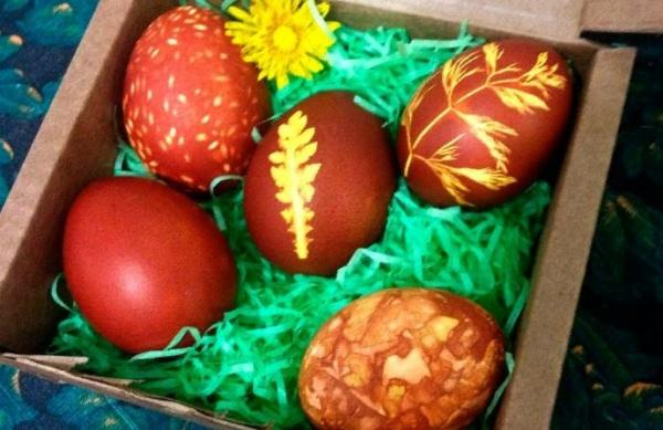 красим яйца 1