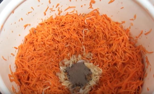 морковь по-корейски 3 лук