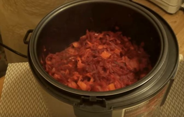 борщ с фасолью 6 готовая заправка
