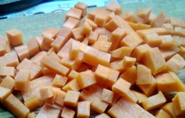 куриный печеночный паштет 1 морковь