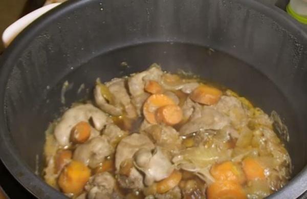 куриный печеночный паштет 4 готовые продукты