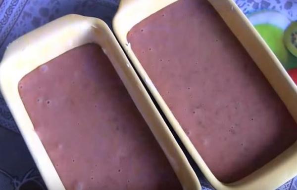 куриный печеночный паштет 5 выпекаем