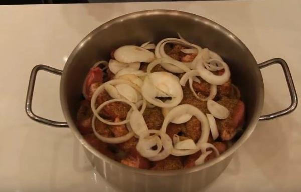 маринад для шашлыка из свинины 3 2 слой