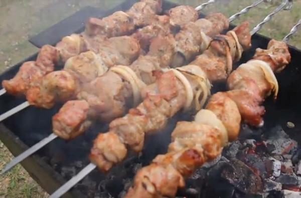 маринад для шашлыка из свинины 3