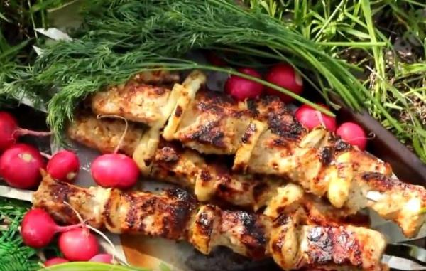 маринад для шашлыка из свинины 4