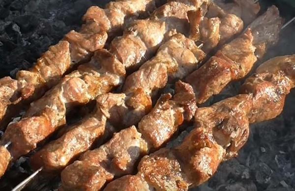 маринад для шашлыка из свинины 6