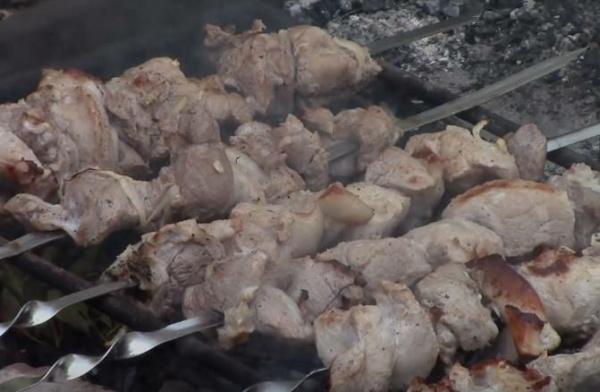 маринад для шашлыка из свинины 7