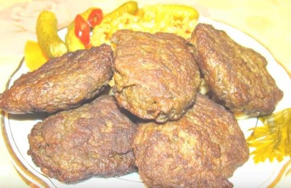 оладьи из печени курицы 5