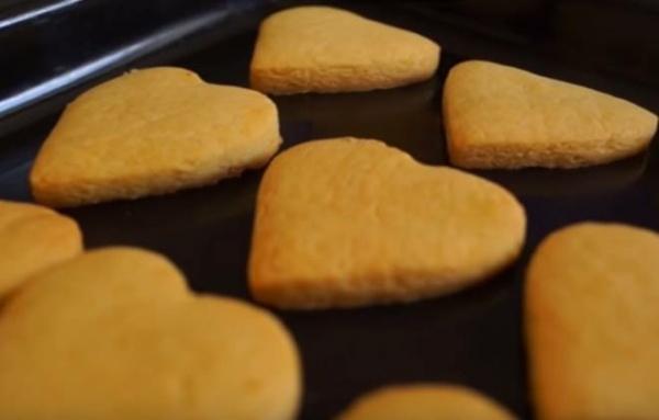 песочное печенье 1