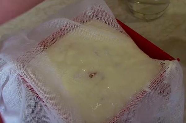 заварная пасха 1 форма