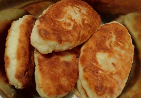 пирожки с картошкой 1