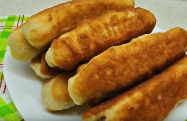 пирожки с картошкой 2