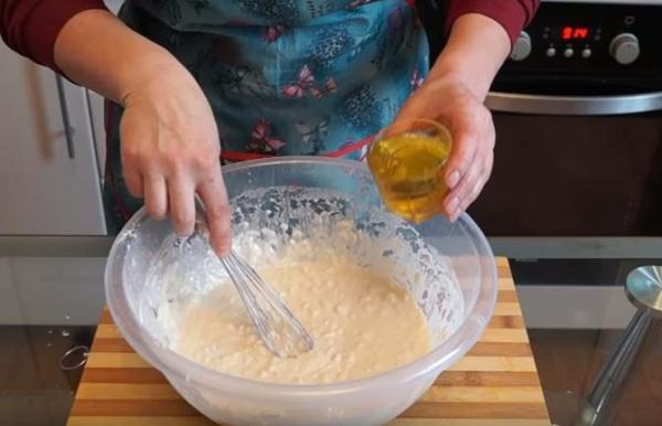 пирожки с картошкой 3 жидкое тесто