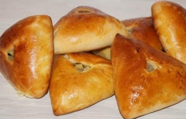 пирожки с картошкой 3