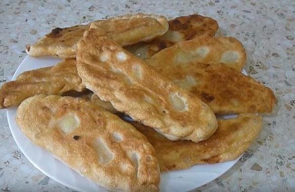 пирожки с картошкой 4