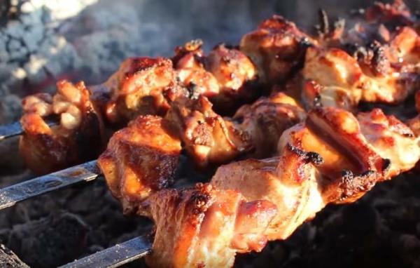 шашлык из курицы 3