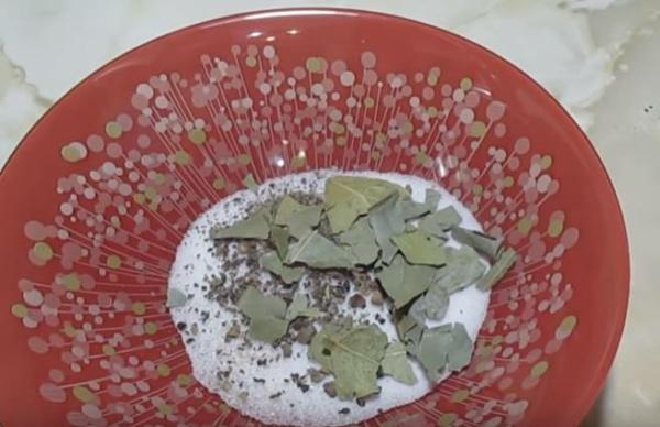 солёная горбуша 1 засолочная смесь