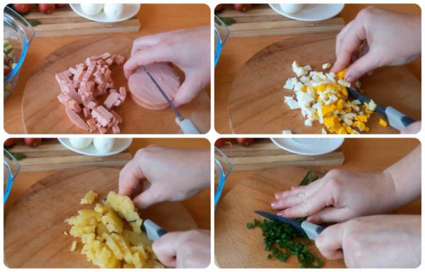 окрошка на сыворотке 1 остальные продукты