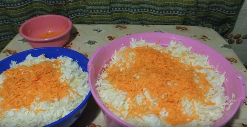 Рецепт маринованной капусты домашней очень вкусной
